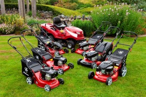Gardencare Lawnmower Range